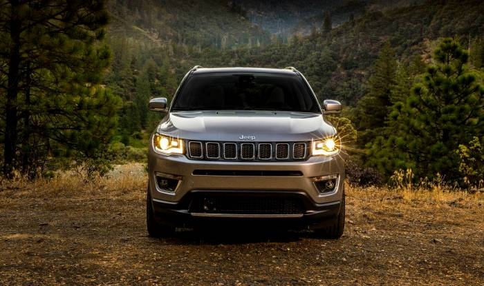 Jeep Compass Unveiled in India