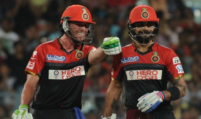 AB de Villiers, Virat Kohli, IPL2019