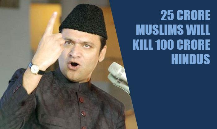 Akbaruddin Owaisi hate speech