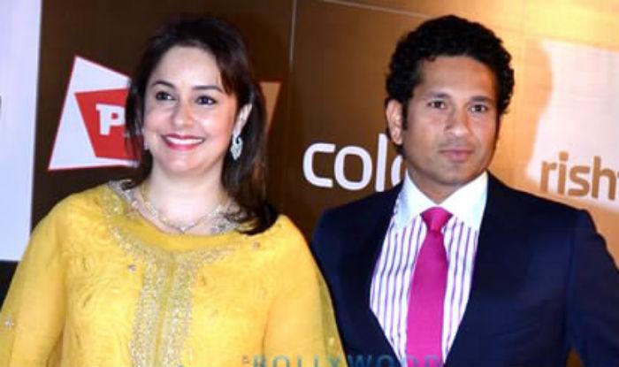 Sachin Tendulkar birthday special: Sachin and Anjali's ... Sachin Tendulkar Wife