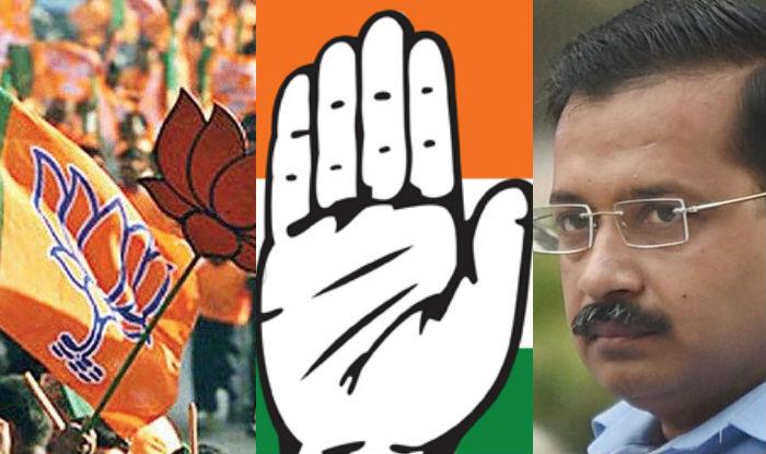 NDMC Delhi Election Results 2017 ward wise winners list LIVE