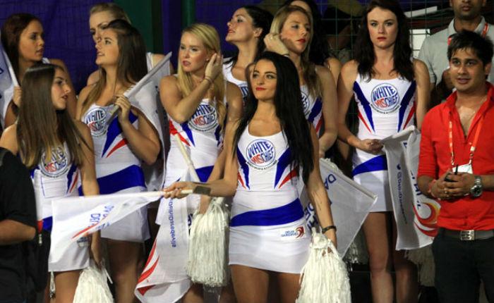 DD IPL 2017 cheerleaders