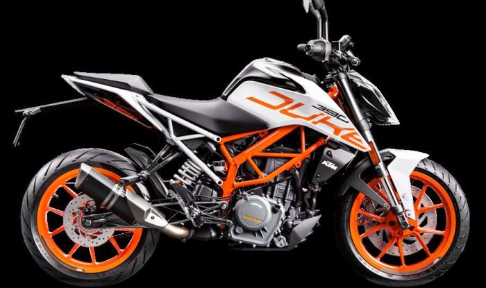 ktm duke 390 2017 limited edition white colour option now available for sale find new. Black Bedroom Furniture Sets. Home Design Ideas