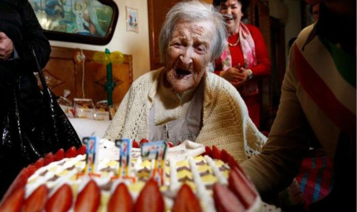 Emma Morano World S Oldest Person And Last Survivor Of