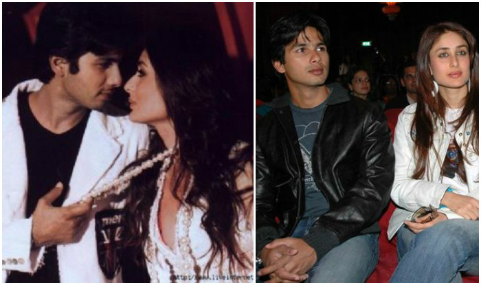 When Shahid Kapoor called his then girlfriend Kareena ... Shahid Kapoor Girlfriend Now