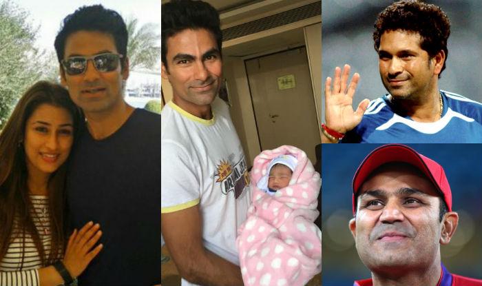Mohammad Kaif tweets picture of newborn daughter! Sachin ...