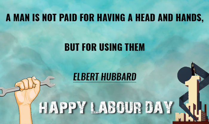 Labour Day messages 2017