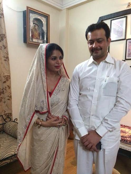 Actress Mallika Rajput makes allegation against spiritual ...