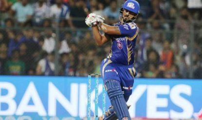 नीतीश राणा ने मुंबई के लिए 29 गेंदों पर 50 रन की मैच जिताऊ पारी खेली (bcci)