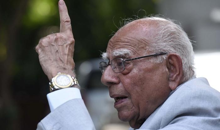 देश के सबसे बड़े वकील राम जेठमलानी के आखिरी शब्द जिसे कोर्ट भी सुनकर चौक गया था, जानिए उन्होंने क्या कहा...