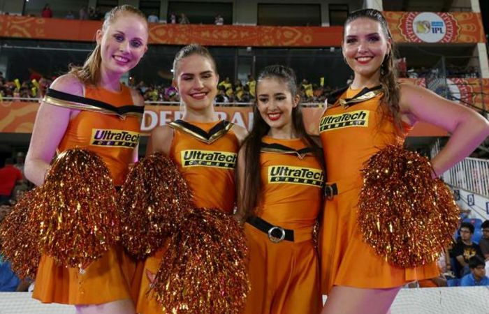 Ipl 2017 Team Cheerleaders Pictures And Details Of -4791