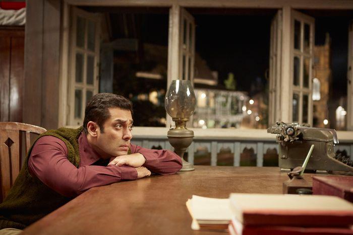 'Sad' Salman Khan in Tubelight