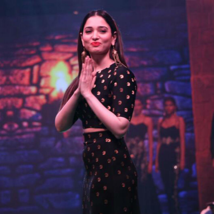 Baahubali 2: The Conclusion Inspired Fashion Show