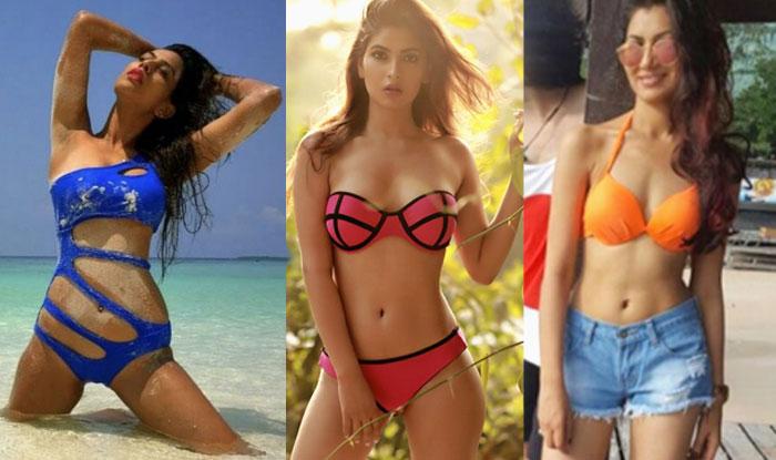 Nia Sharma, Karishma Sharma and Sriti Jha: These TV actresses show how to beat the heat!