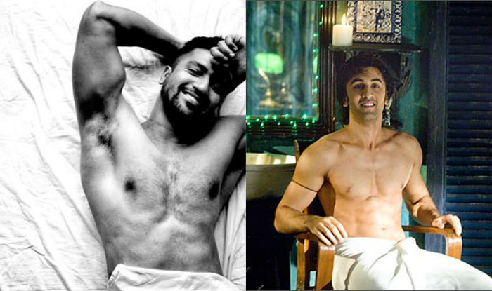 5 super hot pictures of vicky kaushal that prove he might just 5 super hot pictures of vicky kaushal that prove he might just overshadow ranbir kapoor in sanjay dutt biopic thecheapjerseys Images