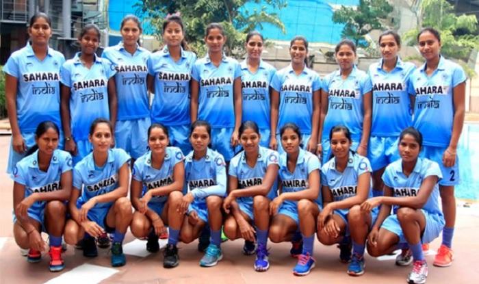 Indian women hockey team. (Hockey India Image)