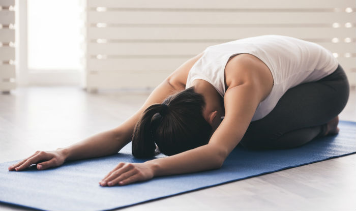 Yoga asanas for stress relief: These 5 yoga poses will help reduce stress and anxiety   India.com