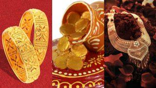 Akshaya Tritiya 2019: अक्षय तृतीया पर खरीदें सोना, जानिए खरीदारी का शुभ मुहूर्त