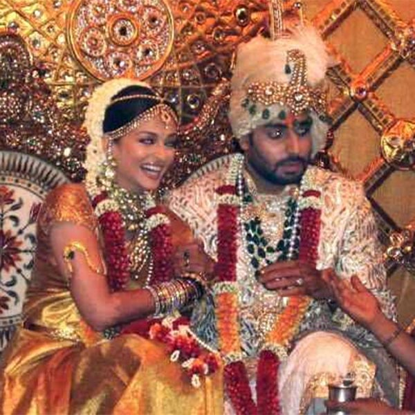 Celebrating 10th Marriage Anniversary Of Aishwarya Rai Bachchan
