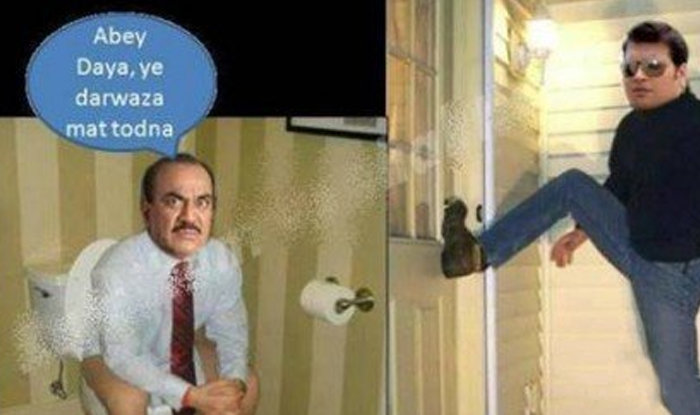 h5 best cid jokes and memes of acp pradyuman on actor shivaji satam's,Acp Pradyuman Meme