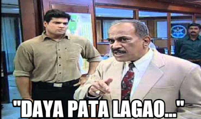 h6 best cid jokes and memes of acp pradyuman on actor shivaji satam's,Acp Pradyuman Meme
