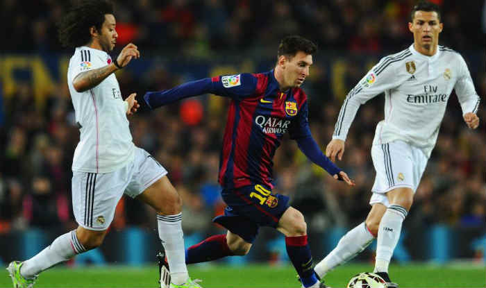 Real Madrid Vs Fc Barcelona Live Streaming And Live Telecast