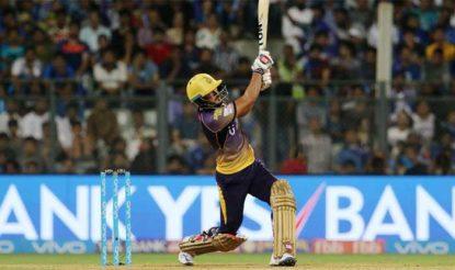 मनीष पाण्डेय ने मुंबई के मैक्लेंघन के एक ओवर में बनाए 21 रन (bcci)