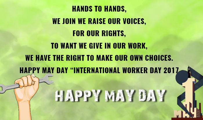Labour Day 2017 Wishes: Best May Day Quotes, Facebook