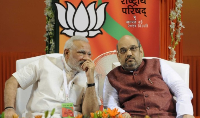 PM Modi and BJP chief Amit Shah are the decision makers in Cabinet reshuffle