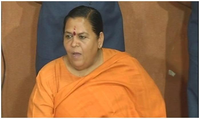 Lok Sabha Elections 2019: 'SP Will Attack You Again, Contact me, I Will Rescue You,' Uma Bharti Assures Mayawati