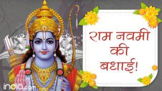 Happy Ram Navami 2019: राम नवमी पर भेजें ये बधाई संदेश, Quotes, WhatsApp, Greetings