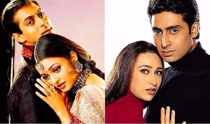 Back Then Aishwarya Was Involved With Salman Khan And Abhishek Bachchan Engaged To Karisma Kapoor However Abhisheks Engagement Soon Went Caput