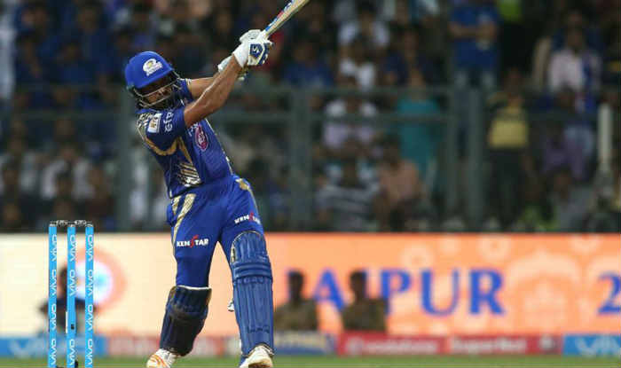 IPL 2017: Rohit Sharma completes his 4 thousand runs in ...