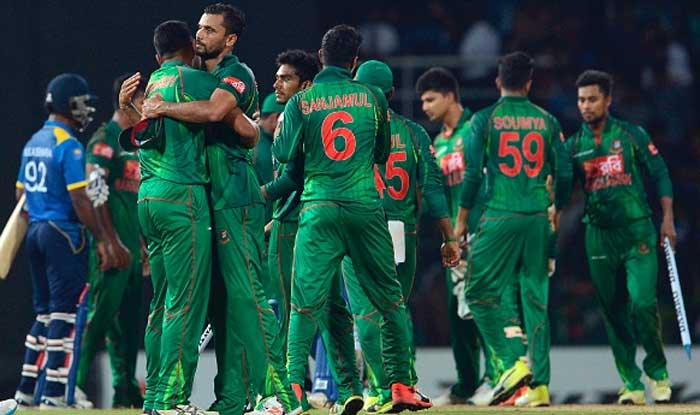 Bangladesh cricket team(getty)