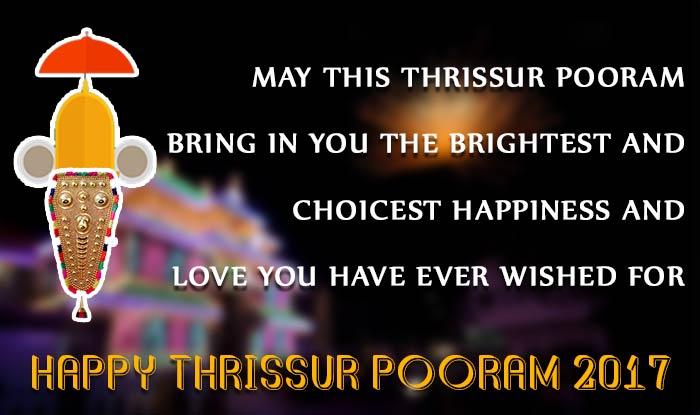 Thrissur Pooram 2017 Best Pooram Wishes Whatsapp Status Facebook
