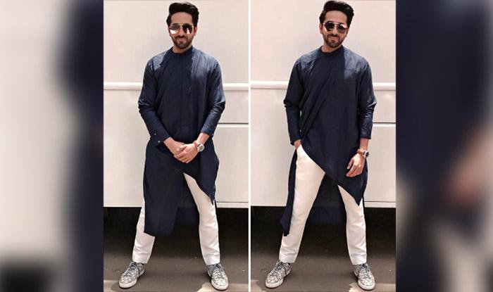 Ayushmann Khurrana's got the swag!