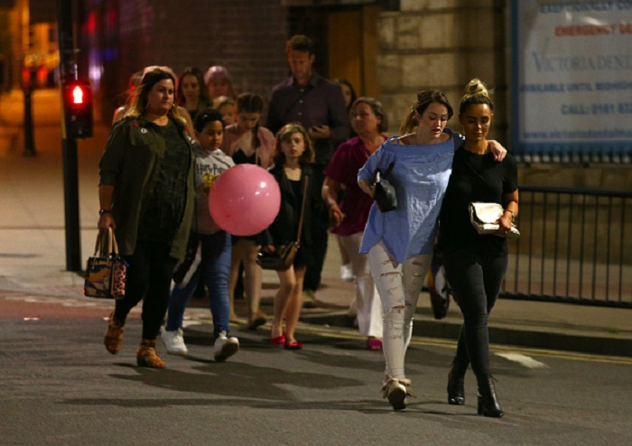 Rahul Gandhi 'shocked', 'saddened' by Manchester terror attack