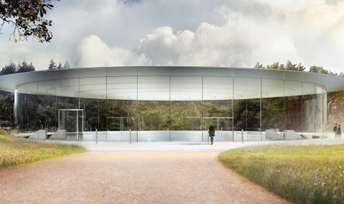 There is only one restaurant in the c&us so that employees meet each other often. The c&us as a four-storey high glass door that converts into a form ... & New Apple Park campus is Steve Jobs\u0027 ambitious project (See ...