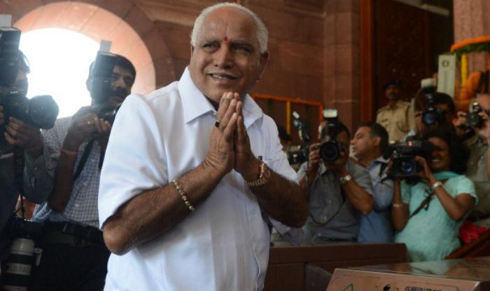 karnataka election resluts 2018 B S Yeddyurappa Profile
