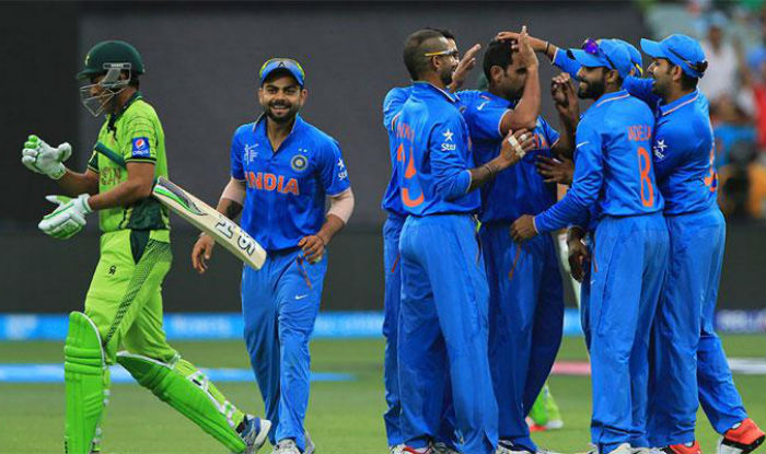 Mumbai on india vs pakistan world cup t20 2016 match 19th march.