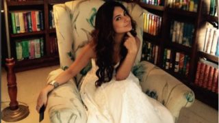 Here's how Jennifer Winget celebrated her 32nd birthday with her Beyhadh team (Watch Video)