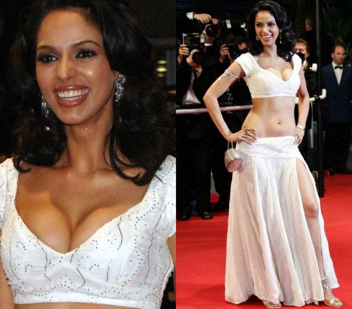 Mallika Sherawat Cannes 2005