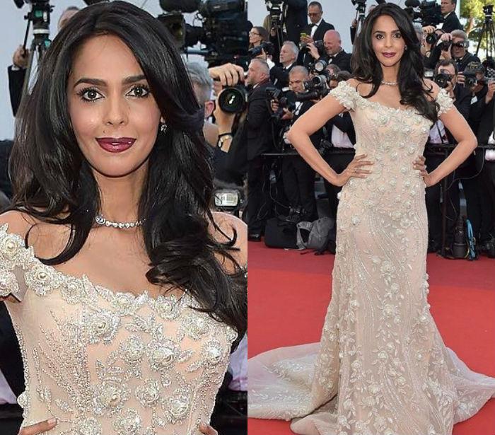 Mallika Sherawat Cannes 2017