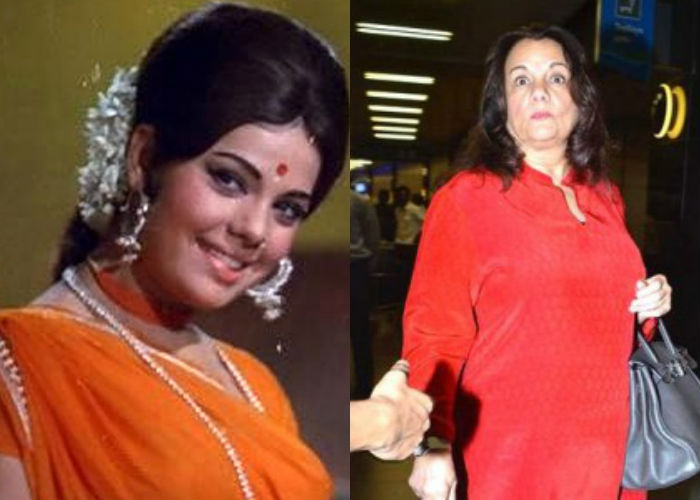 Mumtaz, the yesteryear actress is unrecognizable in latest picture