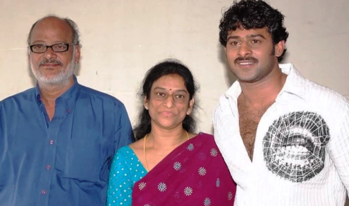 Prabhas mother and father
