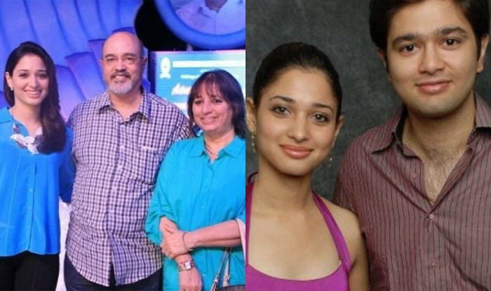 Tamanna-Bhatia-family pictures