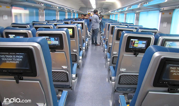 Indian Railways Now Lets You Transfer Your Reserved Train