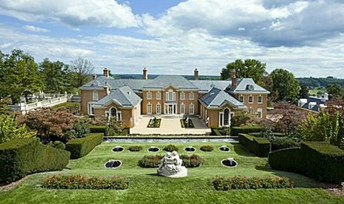 The Albamarle House
