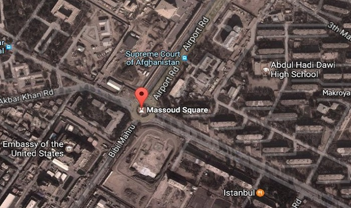 Terror attack in Afghanistan: Suicide bomber blows himself near US ...