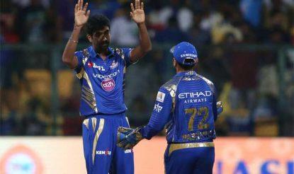 जसप्रीत बुमराह ने 3 ओवर में 7 रन देकर 3 विकेट झटके (bcci)